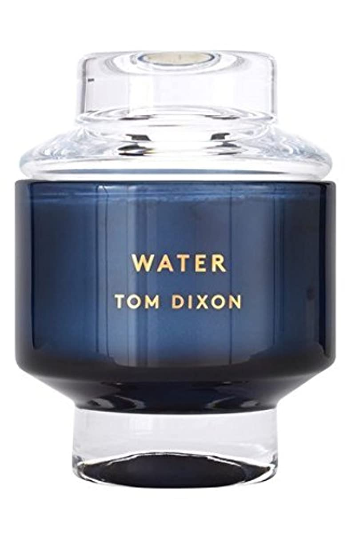歌不規則性応じるTom Dixon 'Water' Candle (トム ディクソン 'ウオーター' キャンドル中)Midium
