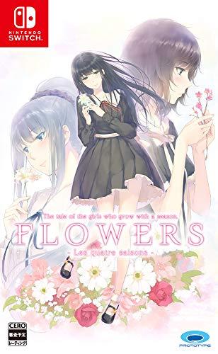 FLOWERS 四季 【初回生産分特典】スペシャルドラマCD「Voie lactee」 付 - Switch