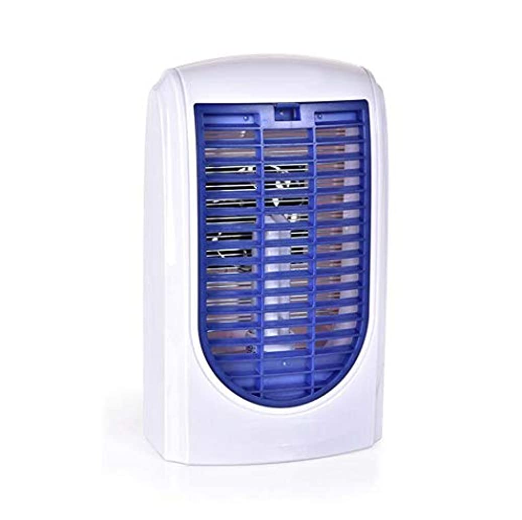流星下に知らせる電子蚊キラーランプ屋内、家庭用に取り外し可能なLEDバグザッパー紫外線UV、13 W