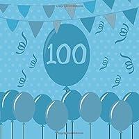 100: libro degli ospiti per il tuo compleanno