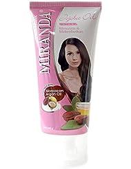 MIRANDA ミランダ Hair Mask ヘアマスク モロッカンアルガンオイル主成分のヘアトリートメント 160g Jojoba oil ホホバオイル [海外直送品]