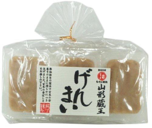 山形蔵王 玄米餅 360g
