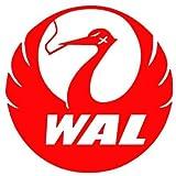 【palo-014】JAL⇔WAL パロディーカッティングステッカー