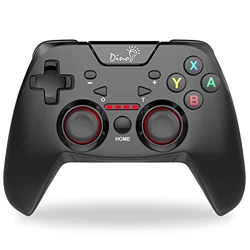 2019年最新版 Switch コントローラー DinoFire スイッチ コントローラー プロコントローラー Switch 任天堂 対応 スイッチ コントローラー