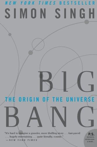 Big Bang: The Origin of the Universe