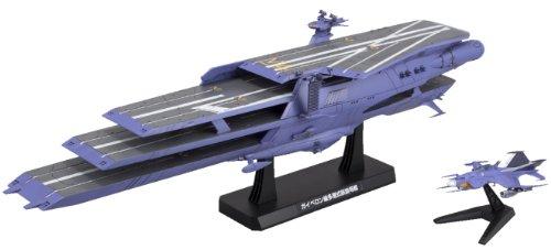 1/1000 ガイペロン級多層式航宙母艦 ランベア   宇宙戦艦ヤマト2199