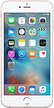 Apple iPhone 6s Plus Rose 64GB SIM-Free Smartphone (Renewed)