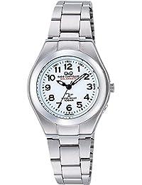 シチズン時計株式会社 Q&Qウォッチ Q&Q 腕時計  ソーラー電波レディース   電波時計  hj01-204