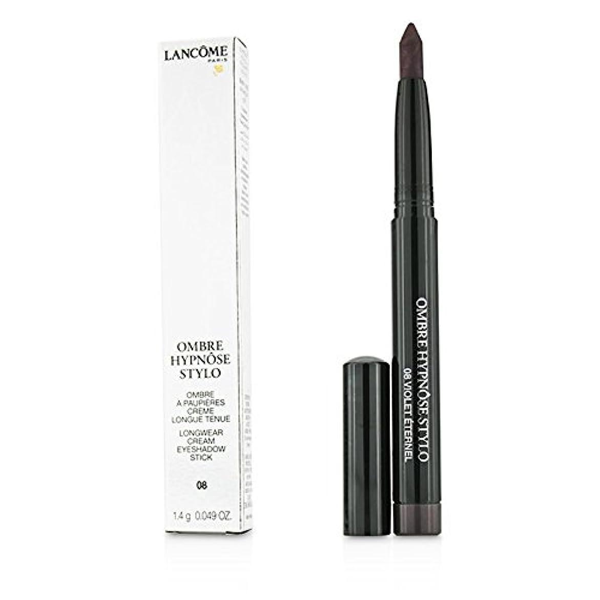 統計的物思いにふける協力的ランコム Ombre Hypnose Stylo Longwear Cream Eyeshadow Stick - # 08 Violet Eternel 1.4g/0.049oz並行輸入品