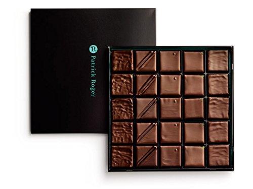 テレビでも話題 パリ発 パトリック・ロジェさんの絶品チョコレート (アソートメント, 25個入り)