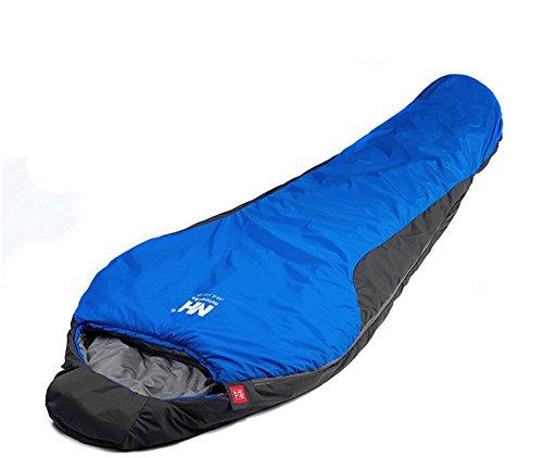 OUTERDO シュラフ 寝袋 マミー型 防水 軽量 アウトドア 車中泊 登山 キャンプ用品 春秋冬用 連結可能