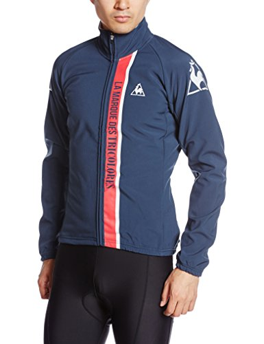 (ルコックスポルティフ)le coq sportif サイクリング デベース3層ジャケット QC-840463 [メンズ] NVY L