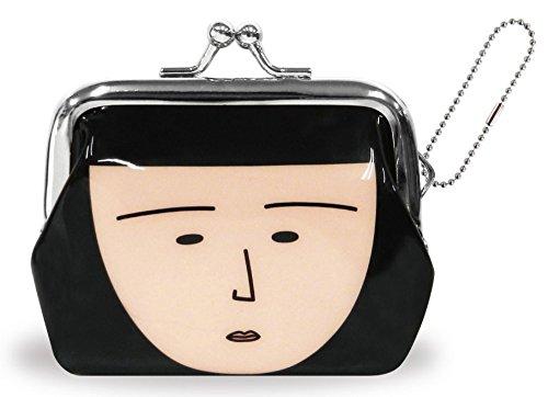 ちびまる子ちゃん 財布 がま口 野口さん RM-4689