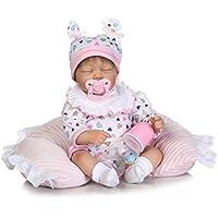 NPK collection Rebornベビー人形リアルな赤ちゃん人形ビニールシリコン赤ちゃん18インチ45 cm人形Newborn Real赤ちゃん子供のおもちゃ女の子