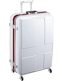 [イノベーター] | ハードキャリー フレーム | | TSAカードロック | 消音キャスター | 便利アイテム付き |  保証付 90L 76cm 4.8kg INV68