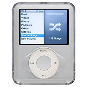 SwitchEasy Biscuits for iPod nano 3G/Crystal