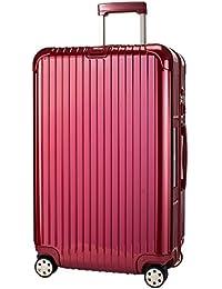 RIMOWA [ リモワ ] 【4輪】 サルサ デラックス 831.63.53.5 スーツケース マルチ Salsa Deluxe Multiwheel Orient Red オリエント レッド 61L 電子タグ 【E-Tag】 [並行輸入品]