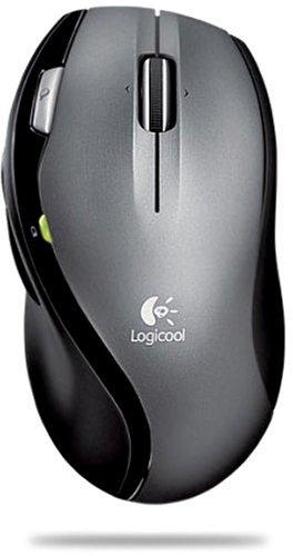 LOGICOOL ワイヤレスレーザーマウス ワンタッチ検索ボタン搭載 MX-620