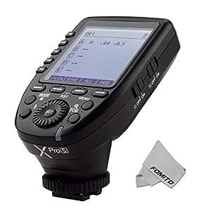 GODOX Xpro-S送信機 TTLワイヤレストリガー TTL Wireless Flash Trigger 内蔵2.4G ソニーSONYカメラ(ホットシュー付き)対応 技適マーク付き