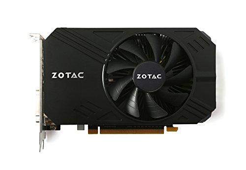 ZOTAC Geforce GTX 960 Single Fan 4GB グラフィックスボード VD5881 ZTGTX96-4GD5R02/ZT-90311-10M