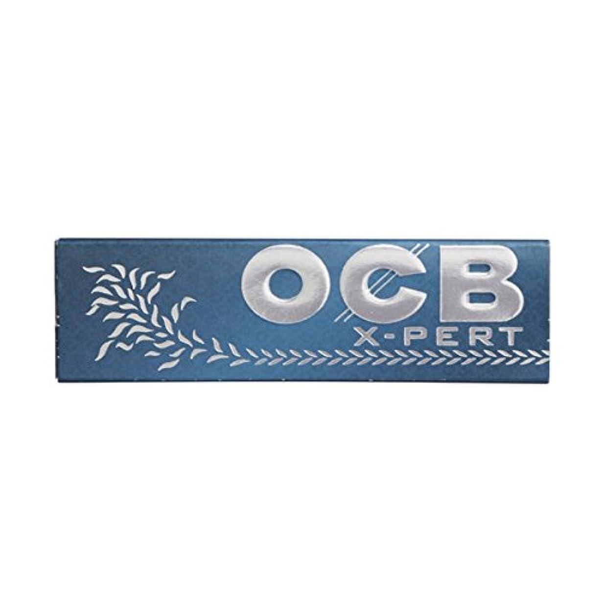 より平らなベーシック最も早い[箱買い商品] OCB(オーシービー)エクスパート シングル(70mm)ペーパー 50枚入り 1箱(50個入り) スローバーニング #78896