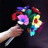 花束への自動トーチ / Automatic Torch To Bouquet -- ステージマジック / Stage Magic /マジックトリック/魔法; 奇術; 魔力