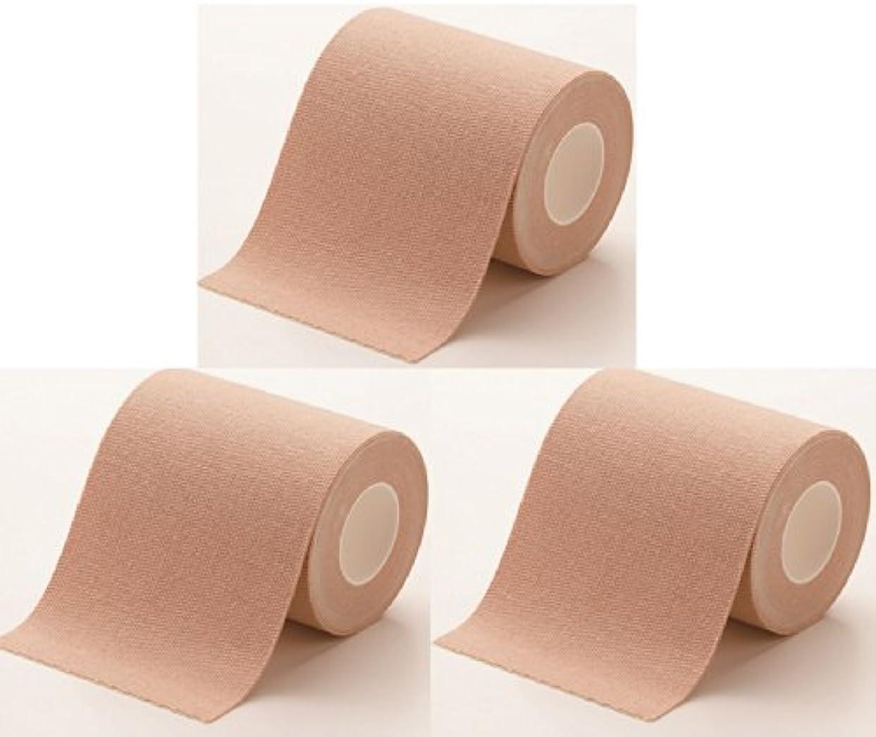 わずかな蒸気ビーチ汗かきさんの直貼りワイド汗取りシート3個組 (ヒアルロン酸配合?抗菌加工)