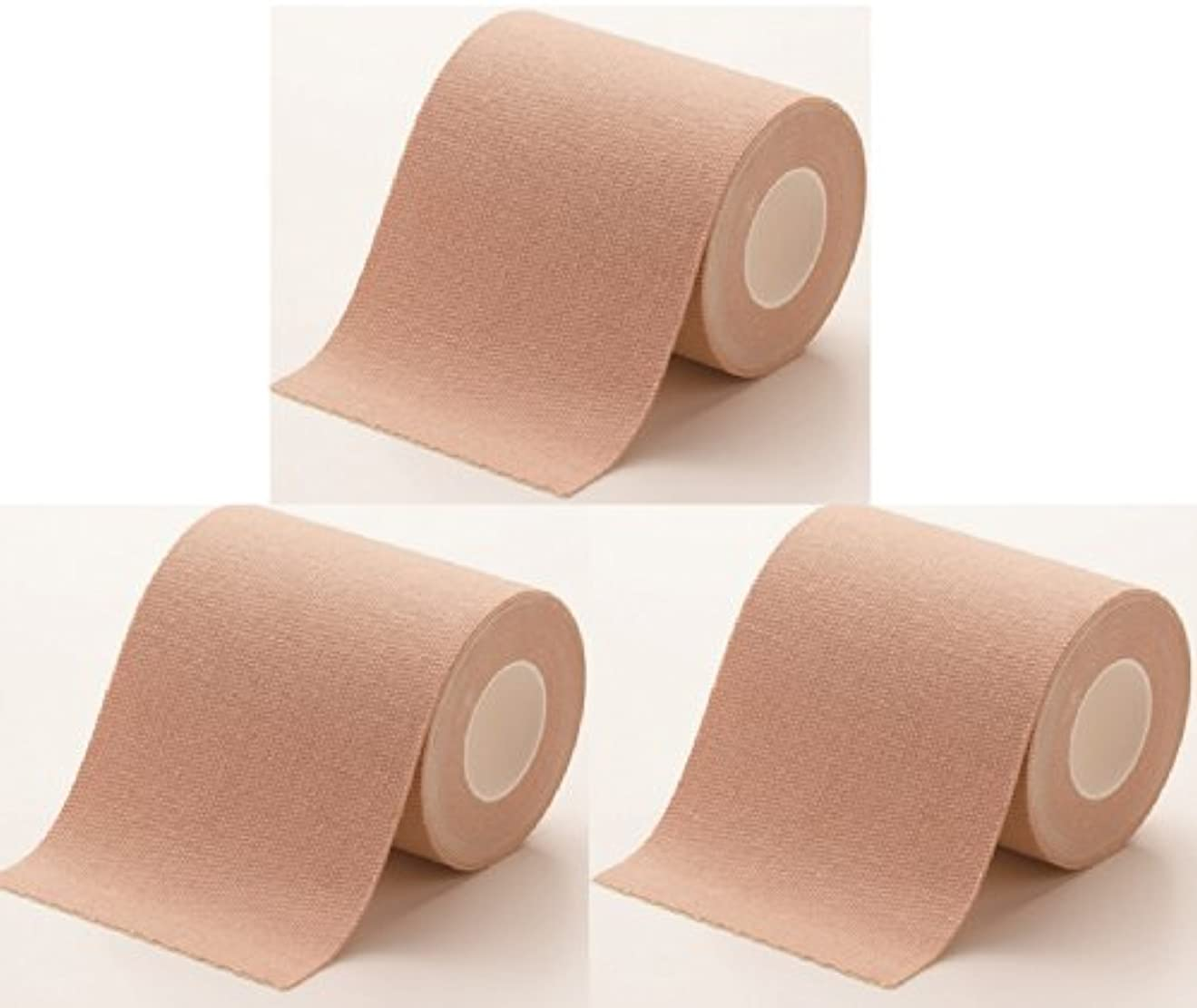 ぶどう年はっきりしない汗かきさんの直貼りワイド汗取りシート3個組 (ヒアルロン酸配合?抗菌加工)