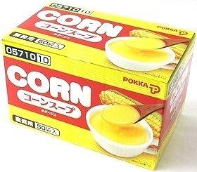 ポッカ コーンスープ ポタージュ POKKA 業務用 12g×50袋入×96箱