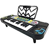 DYNWAVE デジタル音楽ピアノ 電子キーボード 楽器おもちゃ 音楽玩具 多機能 子供用鍵盤楽器 手と目の協調