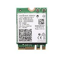 FidgetGear Intel 9260NGW NGFF Dual Band 802.11ac WiFi Bluetooth 5.0 Wireless Card 2.4Ghz/5G