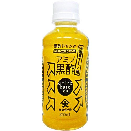 大山食品 アミノ黒酢 200ml