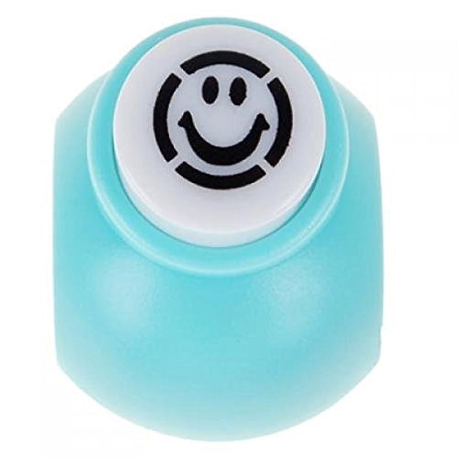 辞任する緯度有用ACAMPTAR ミニカード作り スクラップブッキング クラフトパンチペーパーシェイパー 笑顔