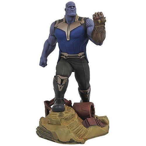 Diamond Select Toys Marvelギャラリー: Avengers infinity War Movie Thanos PVC Diorama Figure