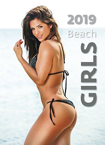 Beach Girls 2019 CLENDAR (水着 ・ モデル ・ ガール ・北欧 ・ セクシー 2019 年 カレンダー )
