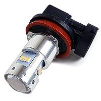 セレナ C26 前期 H8 LED フォグ 50W LED フォグランプ バルブ 2個セット 純正交換 フォグライト