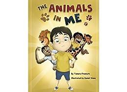 The Animals In Me by [Freeburn, Tamara]