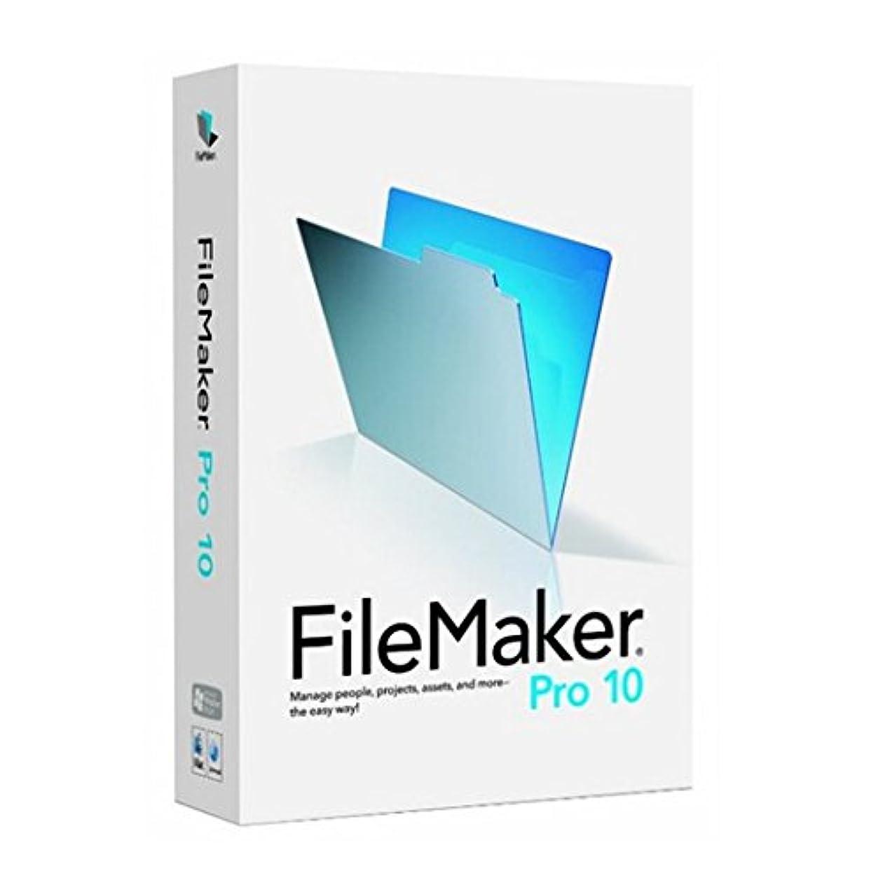 理解するマンハッタン分割FileMaker PRO 10 簡易パック版 日本語完全対応