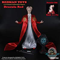 1/6 Scale Dracula Red Collectible Figure RM 032 Redman [並行輸入品]