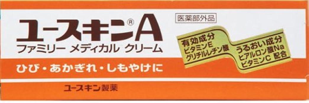 悩み連想定刻【指定医薬部外品】ユースキンA 30g (手荒れ かかと荒れ 保湿クリーム)