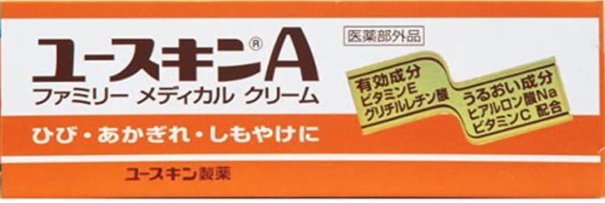 傘ネックレス場所【指定医薬部外品】ユースキンA 30g (手荒れ かかと荒れ 保湿クリーム)
