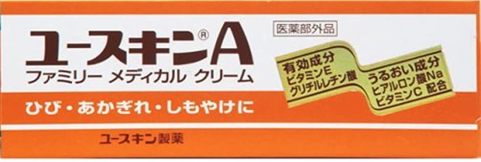 疎外するいつもテンション【指定医薬部外品】ユースキンA 30g (手荒れ かかと荒れ 保湿クリーム)