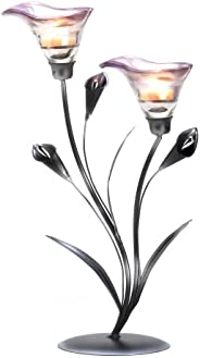 Gifts & Decor Calla Lily Wedding Centerpiece Candleholder Stand D