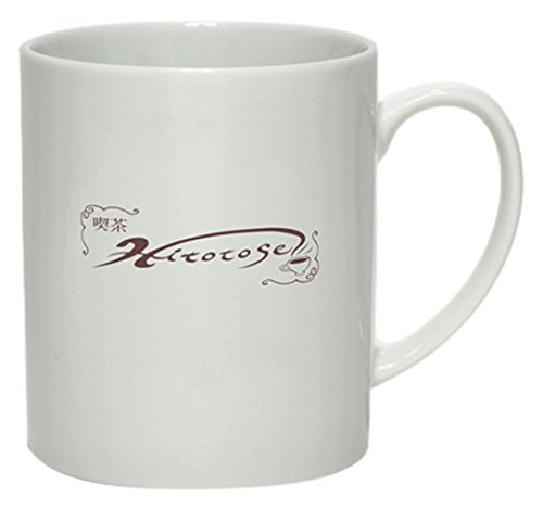 ひなこのーと 喫茶ひととせ & 古本屋ひととせマグカップ