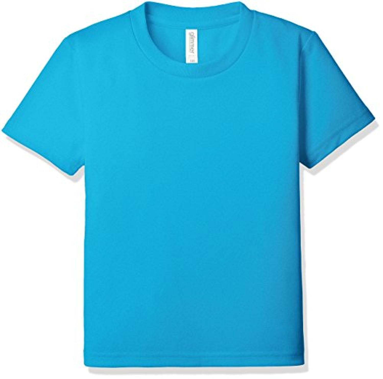 [グリマー] アウトドアウェア 4.4oz ドライTシャツ (クルーネック) 00300-ACT_K