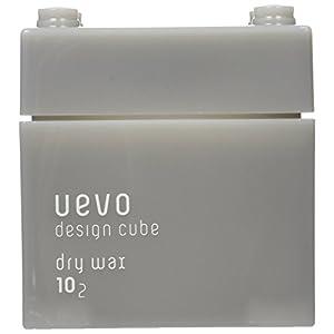 ウェーボ デザインキューブ ドライワックス 80g