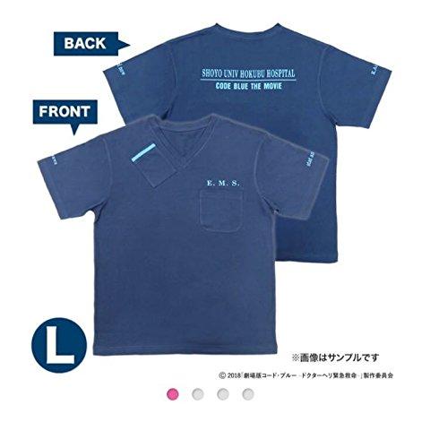 劇場版 コード・ブルー ドクターヘリ 緊急救命 Tシャツ L...