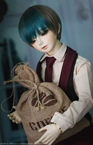 *CROBI DOLL* OFB1332WN  (Garcon Set Wine L)/60cm Boy size/洋服/(SD)