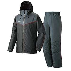 ロゴス リプナー 防水防寒スーツ・オーウェン 30336713 ブラック M