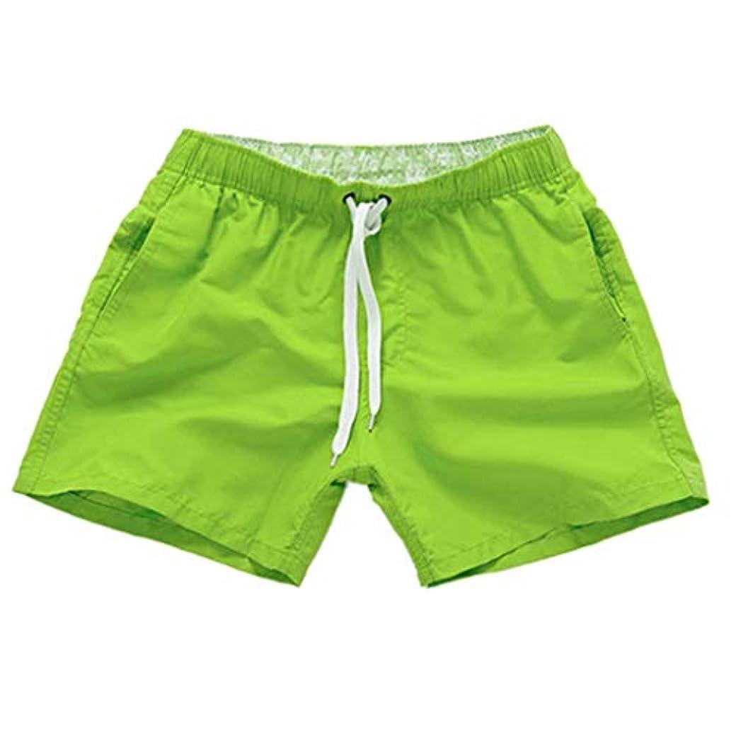 スロット彼女の論理的にメンズ 水着Jopinia 単色綴じ合わすパンツ ビーチパンツ 海水パンツ ボードショーツ 大きいサイズ 短パン水陸両用 プール ビーチ ゾート 川遊び 男の子 夏 旅行スイムパンツ カジュアル衣装